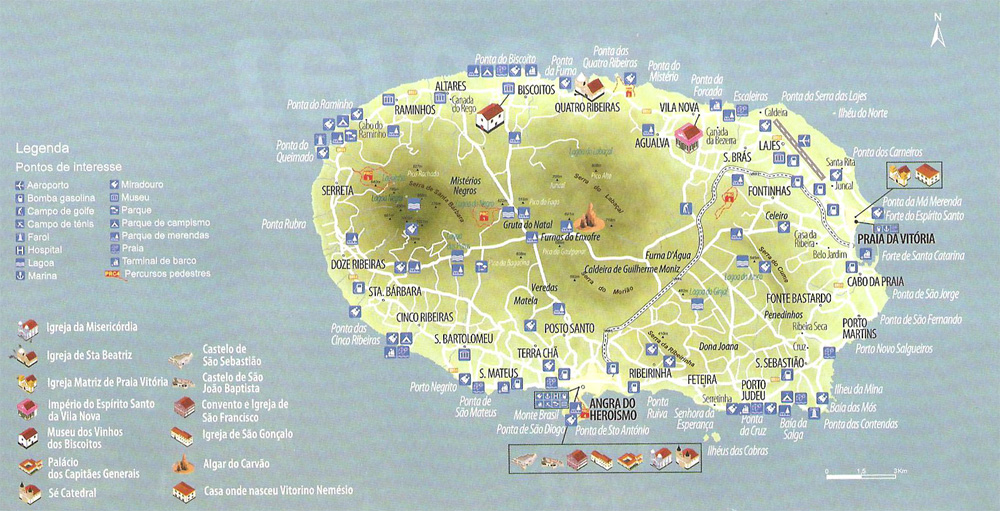 D 233 Couvrez L 238 Le De Terceira Aux A 231 Ores H 244 Tels Voyages