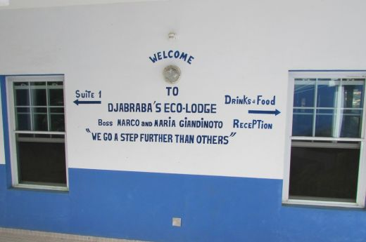 H tel djabraba 39 s eco lodge brava cap vert hotel photos for Reservation hotel dans le monde