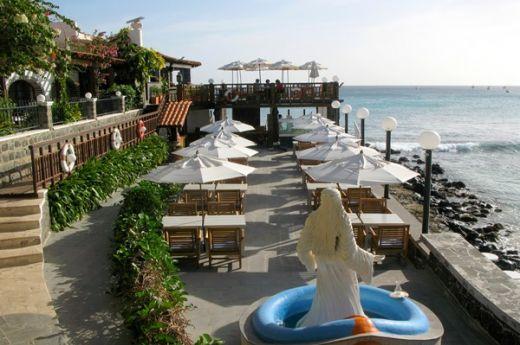 S jour odjo d 39 agua 4 sal cap vert h tel r servation for Reservation hotel dans le monde
