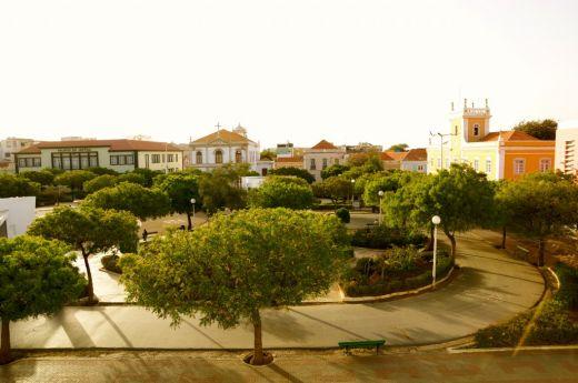 H tel praia confort santiago cap vert h tel photos r servation descriptif for Reservation hotel dans le monde