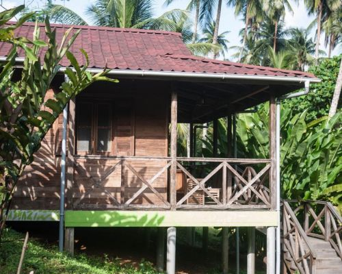 Praia Inhame Eco Lodge